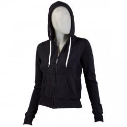 Sweat-shirt Podhio Femme noir