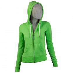 Sweat-shirt Podhio Femme vert