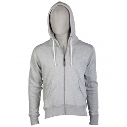 Sweat-shirt Podhio Homme gris