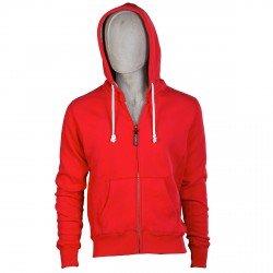 Sweat-shirt Podhio Homme rouge