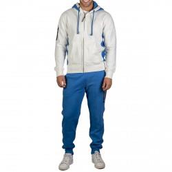 Tracksuit Podhio Fisi Man white-light blue