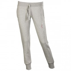 Pantalone tuta Podhio Donna grigio melange
