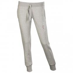 Pantalones de gimnasio Mujer gris
