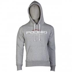 Sudadera Podhio Hombre gris