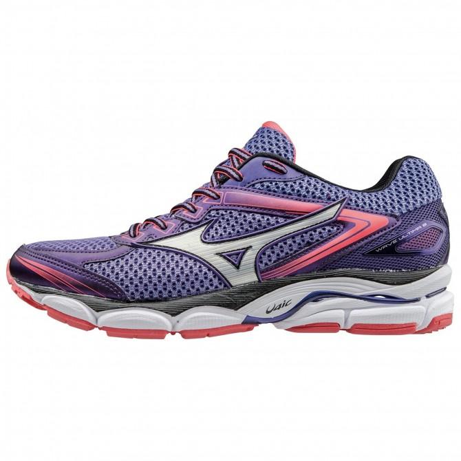 Chaussures running Mizuno Wave Ultima 8 Femme violet