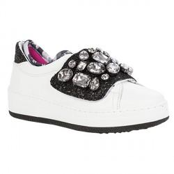 Sneakers Dor DOR 04 VP Femme blanc-noir