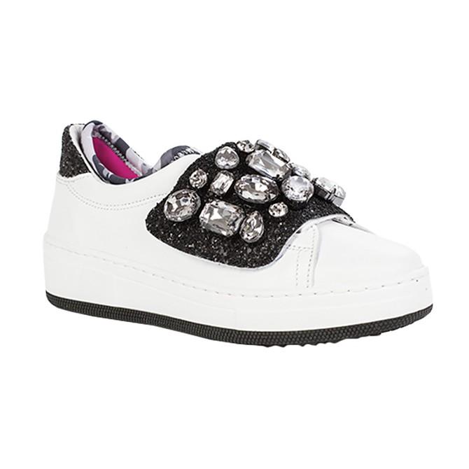 Sneakers Dor DOR 04 VP Donna bianco-nero DOR Scarpe moda