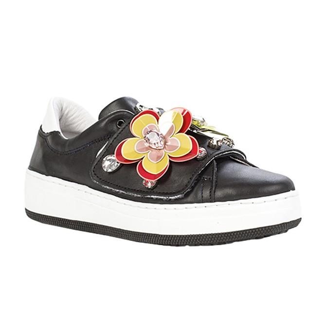 Sneakers Dor DOR 04 VF Femme blanc-noir