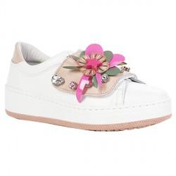 Sneakers Dor DOR 04 VF Donna bianco