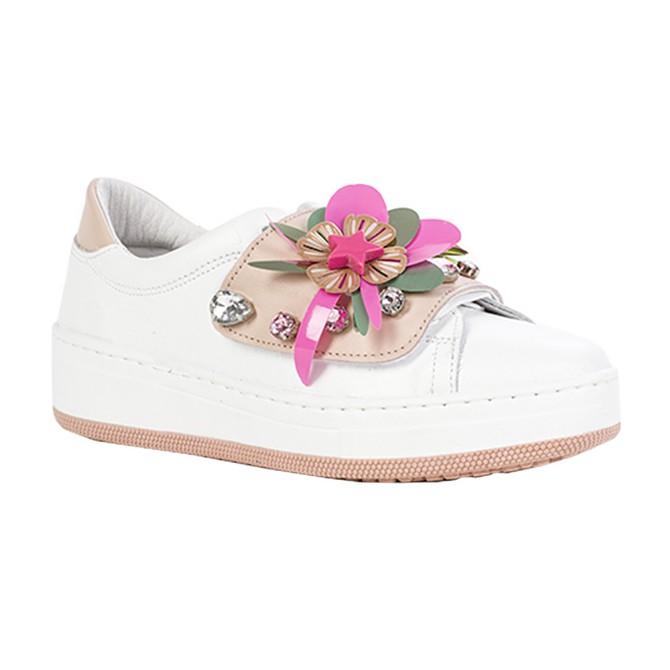 Sneakers Dor DOR 04 VF Femme blanc
