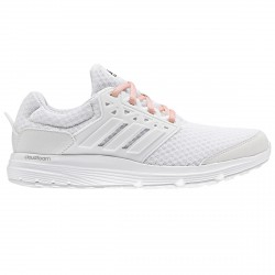 Zapatos running Adidas Galaxy 3 Mujer blanco-rosa