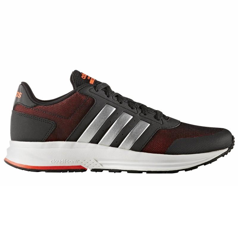 chaussures de tennis adidas cloudfoam saturn homme chaussures sport. Black Bedroom Furniture Sets. Home Design Ideas