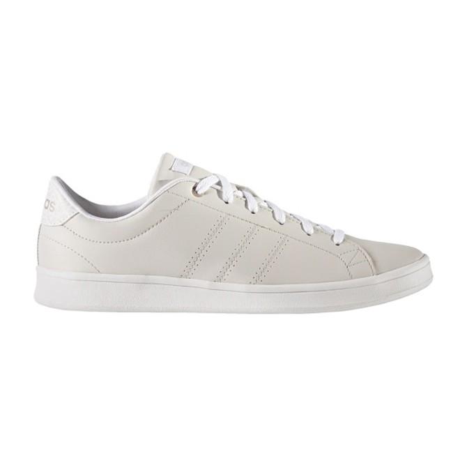 Sneakers Adidas VS Advantage Clean Donna beige ADIDAS Scarpe moda