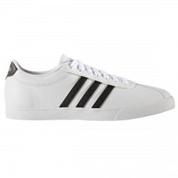 Sneakers Adidas Courtset Donna bianco-nero