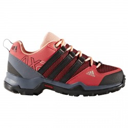 Chaussures trekking Adidas Ax2 Climaproof Fille corail
