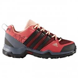 Zapatillas trekking Adidas Ax2 Climaproof Niña coral
