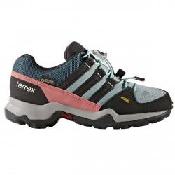Pedule trekking Adidas Terrex Gtx Bambina nero-rosa