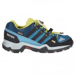 Zapatillas trekking Adidas Terrex Gtx Niño azul-negro