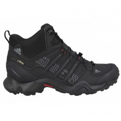 Trekking shoes Adidas Terrex Swift Gtx Mid Man black