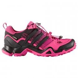 Zapatillas trekking Adidas Terrex Swift Gtx Mujer fucsia