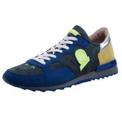 Sneakers Invicta Man blue-green