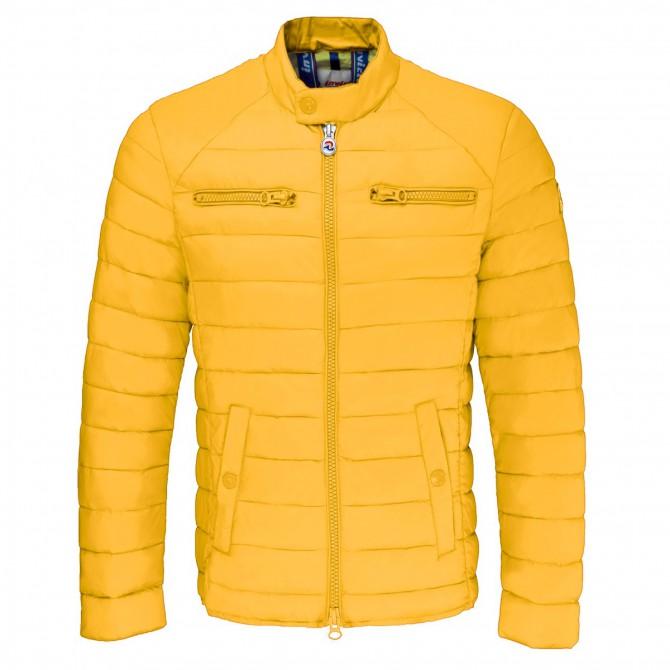 Piumino Invicta Biker Uomo giallo