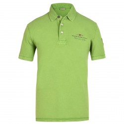 Polo Napapijri Elbas Man green