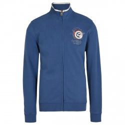 Sweat-shirt Napapijri Bochil Homme bleu aviation