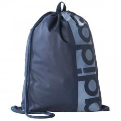 Mochila saco Adidas Liner Performance Gym azul