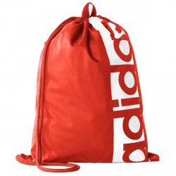 Mochila saco Adidas Liner Performance Gym coral