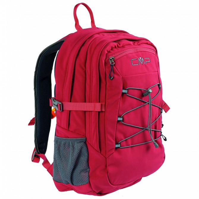 Zaino trekking Cmp Soft Phanto 25 lt rosso-grigio