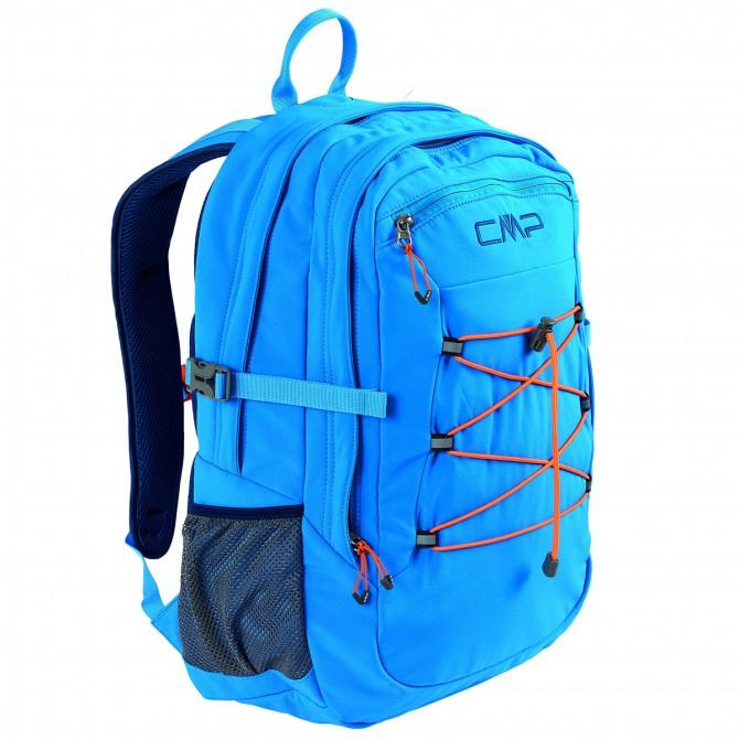 Zaino trekking Cmp Soft Phanto 25 royal-blu-arancio