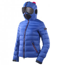 down jacket Ai Riders On The Storm blue woman