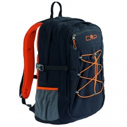 Zaino trekking Cmp Soft Phantom 25 nero-arancione