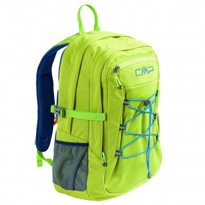 Zaino trekking Cmp Soft Phanto 25 lt lime-blu-giallo