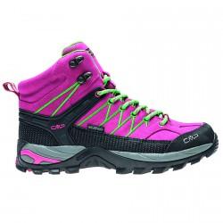 Chaussure trekking Cmp Rigel Mid Femme fuchsia