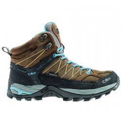Trekking shoes Cmp Rigel Mid Woman brown
