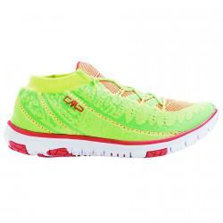 Chaussures de tennis Cmp Chamaeleontis Nimble Homme vert-rouge