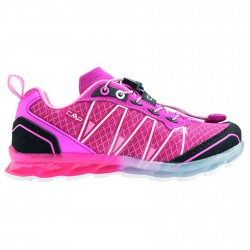 Zapato trail running Atlas Junior fucsia (25-32)