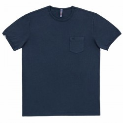 T-shirt Sun68 Round Man navy