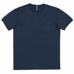 T-shirt Sun68 Round Uomo navy