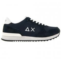 Sneakers Sun 68 Running solid blu scuro