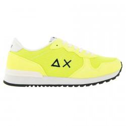 Sneakers Sun68 Running Fluo Color Femme jaune