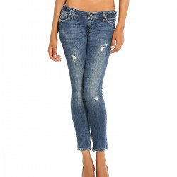 jeans Guess Skinny Tale Ultra Low mujer