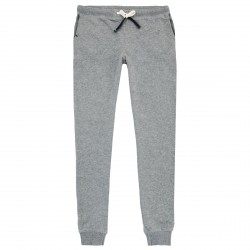 Pantalone felpa Sun68 Sport grigio chiaro