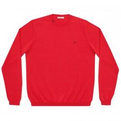 Suéter Sun68 Solid Hombre rojo