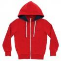 Felpa Sun68 Hood Bambino rosso (4-6 anni)