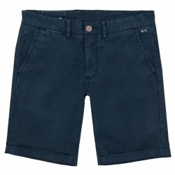 Bermudes Sun68 Fold Solid Homme navy