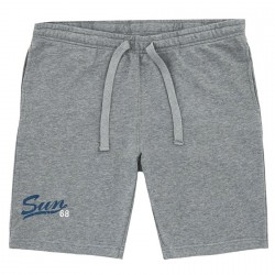 Sweat bermuda Sun68 Print Man grey