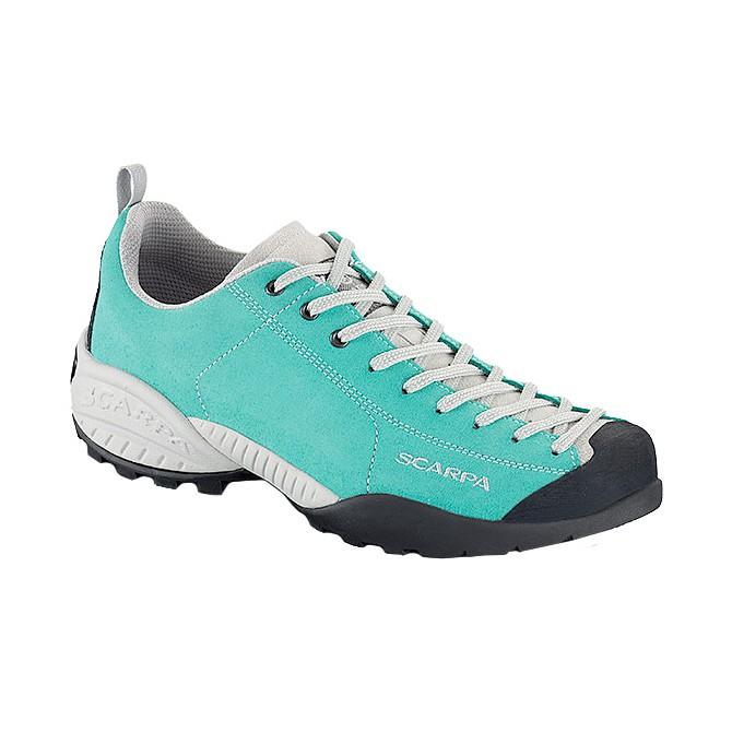 Sneakers Scarpa Mojito verde acqua